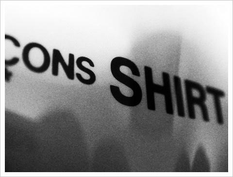 COMME des GARCONS SHIRT