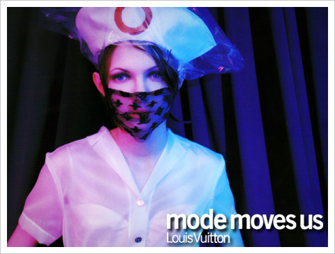 mode moves us Louis Vuitton