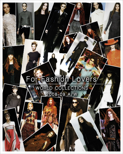 WORLD COLLECTIONS 2008-09 A/W